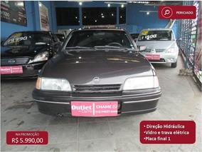 Chevrolet Monza 2.0 Efi Sl/e 8v Gasolina 2p Manual