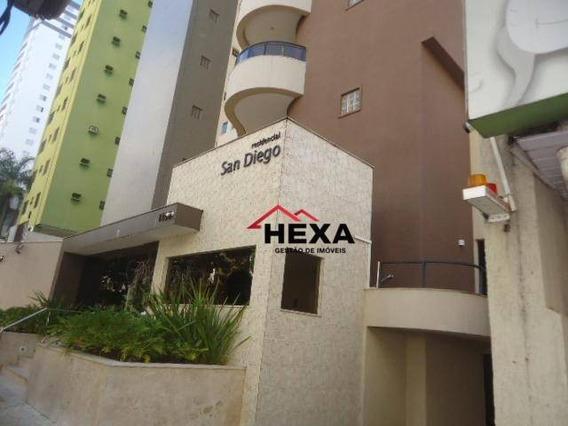 Apartamento Com 4 Quartos À Venda, 176 M² - Setor Bueno - Goiânia/go - Ap0372