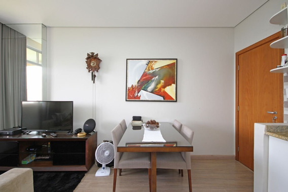 Apartamento - Vila Da Serra - Ref: 18222 - V-bhb18222