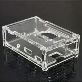 Case Acrílico Para Raspberry Pi3 + Cooler