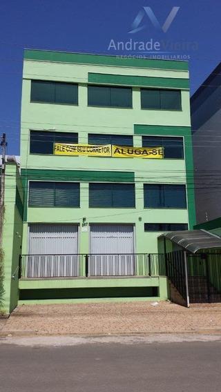 Prédio Comercial Para Locação, Jardim Myrian Moreira Da Costa, Campinas. - Pr0002