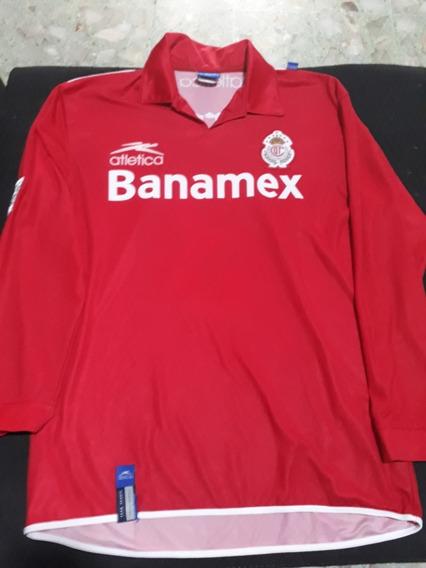 Camiseta Toluca