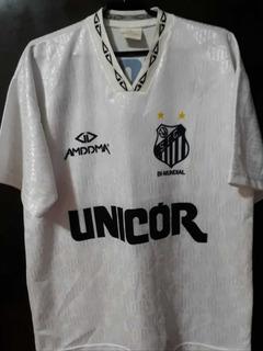 Camisa De Jogo Do Santos. Campeonato Brasileiro De 1995.