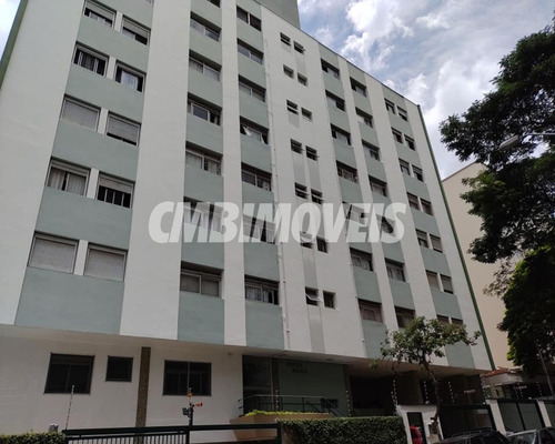 Imagem 1 de 16 de Apartamento À Venda 2 Dormitórios No Bairro Vila Itapura Em Campinas - Ap21724 - Ap21724 - 69029318