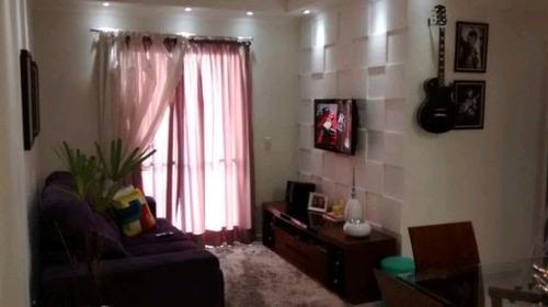 Imagem 1 de 8 de Apartamento Para Venda, 2 Dormitório(s) - 8226