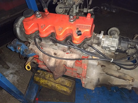 Motor Nissan E16, Con Caja (no Agarra 5ta) Acepto Cambios