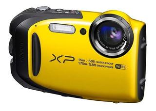 Cámara Fujifilm Xp80 Acuática