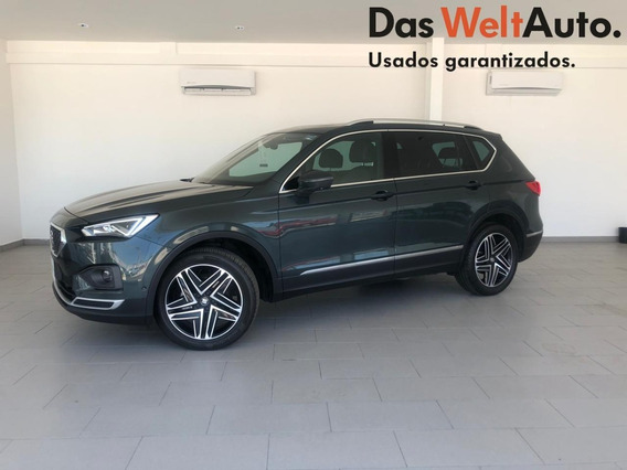 3561 Seat Tarraco Xcellence 1.4 Dsg Verde Camuflaje 2019