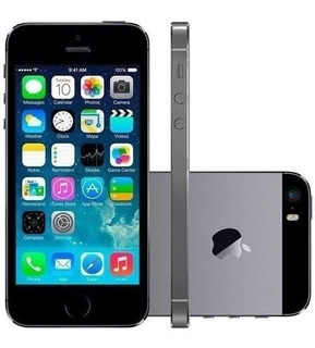 Smartphone Apple iPhone 5s 16gb 4g Vitrine