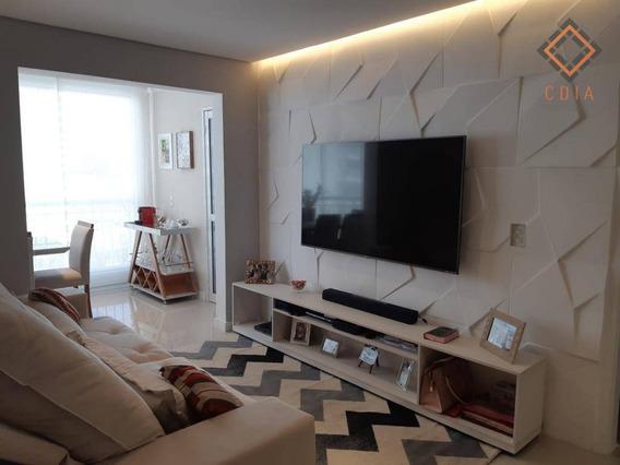 Lindo Apartamento No Morumbi - São Paulo/sp - Ap43212