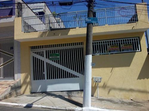 Casa Com 2 Dormitórios À Venda, 180 M² Por R$ 350.000 - Jardim Itápolis - São Paulo/sp - Ca0919