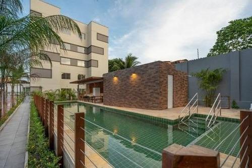 Imagem 1 de 24 de Apartamento Com 2 Dormitórios À Venda, 53 M² Por R$ 199.000,00 - Serrinha - Fortaleza/ce - Ap1065