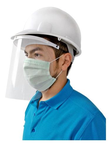 Imagen 1 de 5 de Careta Protector Facial Mascarilla Médica De Vicera 1 Pza