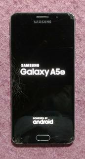 Celular Samsung A5 A510m (leia A Descrição)