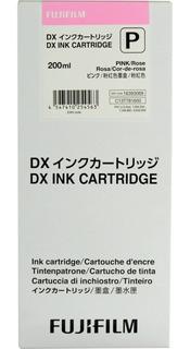 Cartucho Tinta Vividia Para Fuji Frontier Dx-100 Rosa
