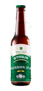 Cerveza Artesanal Straus 330 Ml Gluten Free