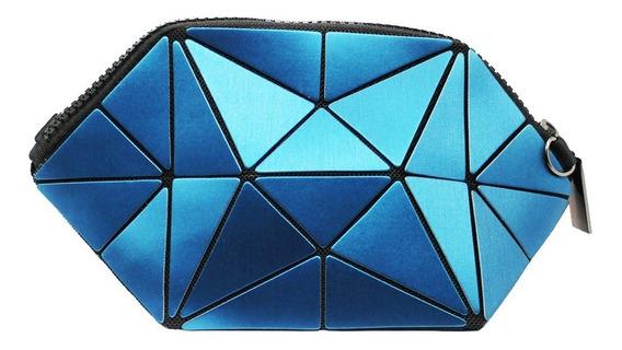 Bolsa Con Cadena Diseño Geometrico