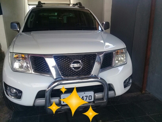 Nissan Frontier 2.5 Sl Cab. Dupla 4x4 Aut. 4p 2014