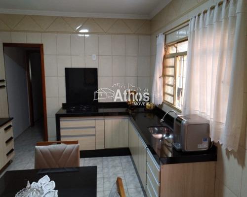 Imagem 1 de 20 de Vende-se Casa No Bairro Jardim Morada Do Sol - Indaiatuba/sp - Ca04785 - 69290553