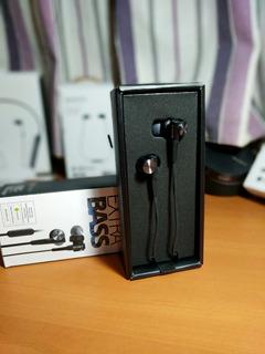 Auriculares Sony Xb50ap Extra Bass En Negro Y Azul