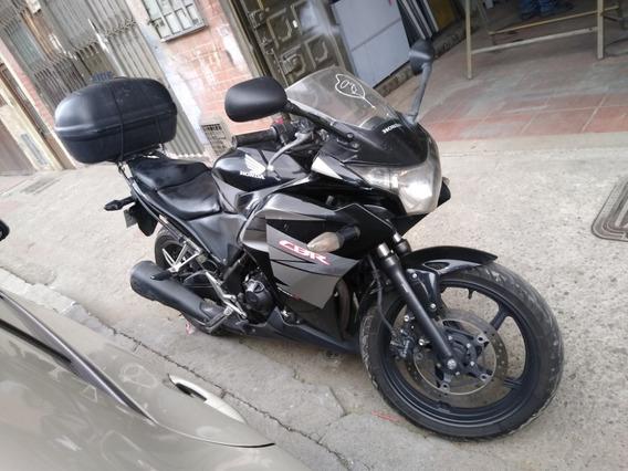 Honda Cbr 250 Negra Unico Dueño