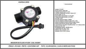 Medidor De Fluxo Yf-s201 Cod. Ins2001