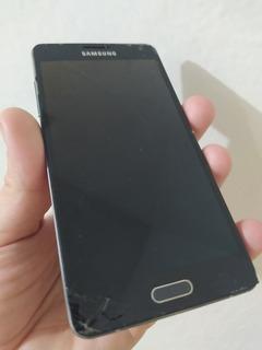 Smartphone Samsung A5 A500m Leia O Anúncio