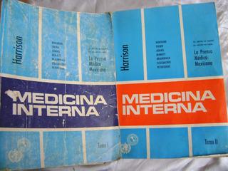 I2 Principios Medicina Interna- Harrison- 2 Libros- 1973