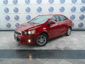 Chevrolet Sonic Ltz 2015 Con Garantía De Agencia! Inv 342