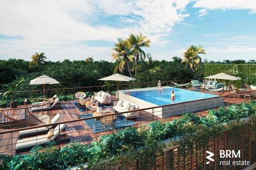 Hermosos Condominios Penthouse Con La Mejor Vista De Todo La Riviera Maya