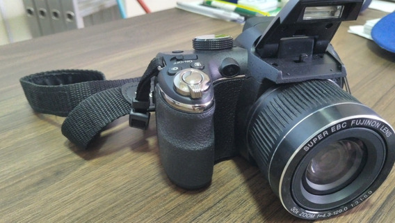 Câmera Digital Fuji Finepix S4000 14 Mp 30x Zoom + Bolsa