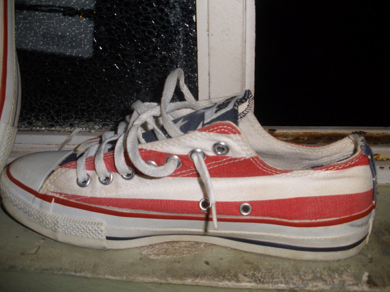All Star Converse Made In Usa, Original Americano Anos 70