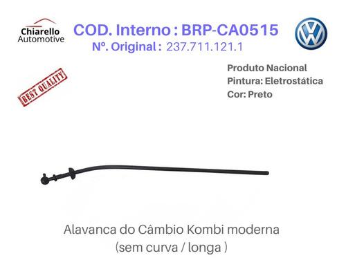 Alavanca Kombi 1600 Clipper Longa Medida 60cm Sem Curva