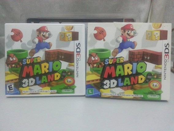 Super Mario 3dland Completo C/luva - Eua