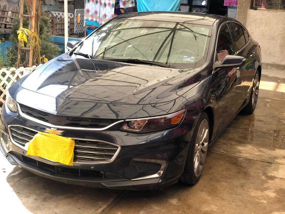 Chevrolet Malibú Premier 2016