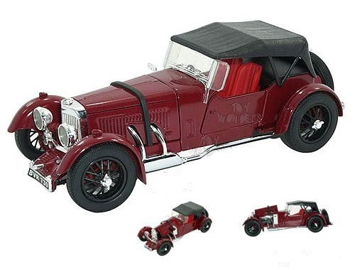 Aston Martin Mark Ii 1934 Escala 1/32 Signature Models