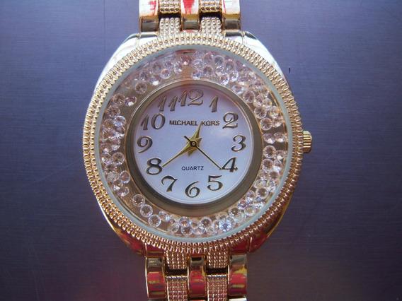 Reloj Dama, Dorado,