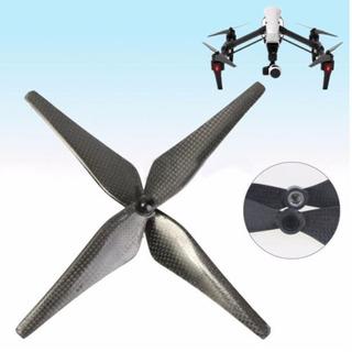 4 X Hélice De Fibra De Carbono 9450 Cw/ccw Bloqueo Prop Dji
