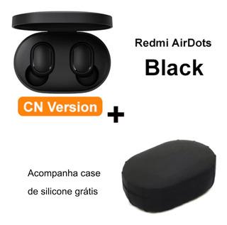 Fone De Ouvido Bluetooth Xiaomi Redmi Airdots Sku001