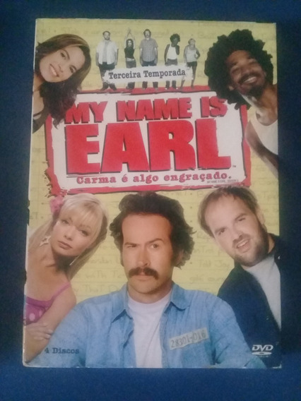 My Name Is Earl - Temporada 3 (dvd)