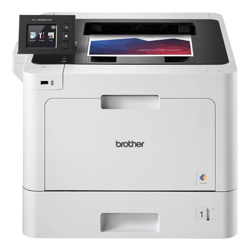 Impressora Brother Laser Colorida Wifi Hl-l8360cdw L8360