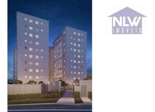 Apartamento Com 2 Dormitórios À Venda, 41 M² Por R$ 165.000,16 - Vila Da Paz - São Paulo/sp - Ap2500