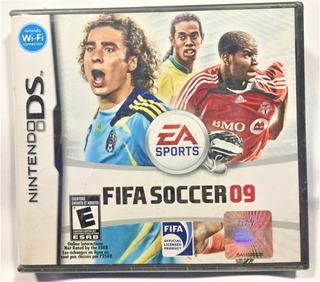 Fifa Soccer 09 Nintendo Ds Nuevo Nunca Abierto