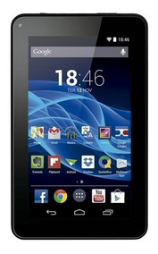 Tablet Multilaser M7s Quad Core Android 4.4 Wi-fi Preto