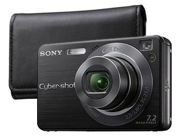 Câmera Digital Sony Cyber-shot 7.2 + Cartão De Memória