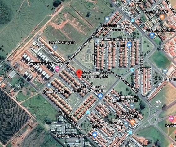 Apartamento Em Vereador Eduardo Andrade Reis, Marilia/sp De 42m² 2 Quartos À Venda Por R$ 50.986,00 - Ap376026