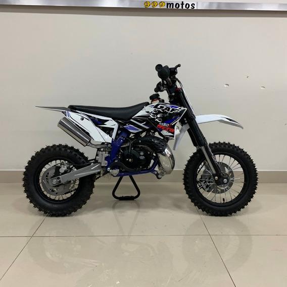 Mini Moto Gaf Gx 50 R 2t 0km Minicross Motocross