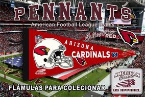 Flâmulas Nfl - Arizona Cardinals