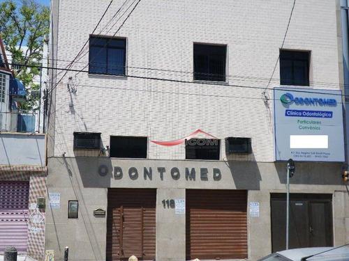 Imagem 1 de 20 de Prédio À Venda, 440 M² Por R$ 1.500.000,00 - Bonsucesso - Rio De Janeiro/rj - Pr0034