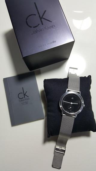 Reloj Calvin Klein K03311 00 Swiss Made Eta 15 Joyas